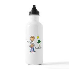 Best Daddy Water Bottle