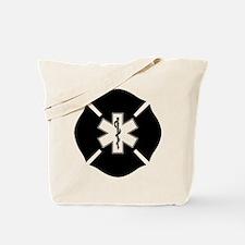 SOL in Maltese Cross Tote Bag