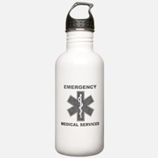 Emergency Medical Services Water Bottle