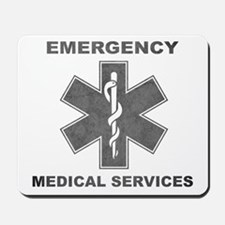 Emergency Medical Services Mousepad