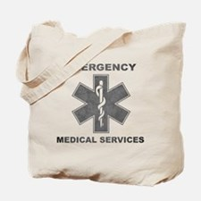 Emergency Medical Services Tote Bag
