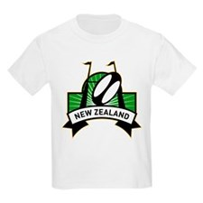 rugby new zealand T-Shirt
