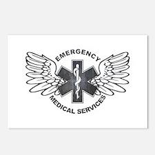EMS SOL wings Postcards (Package of 8)