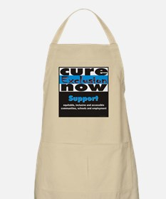 Cure Exclusion BBQ Apron