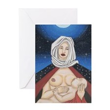 Mater Coeli Greeting Card