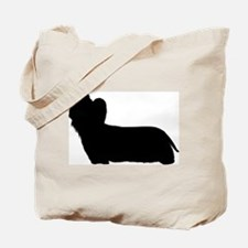 Skye Terrier Tote Bag