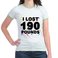 I Lost 190 Pounds! T