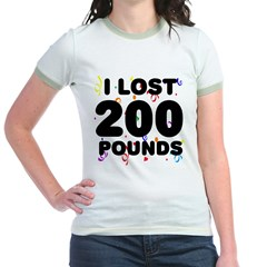 I Lost 200 Pounds! T