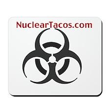 Biohazard Mousepad