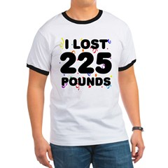 I Lost 225 Pounds! T