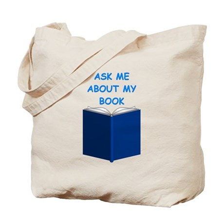 author gifts t-shirts Tote Bag