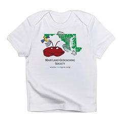 MGS Crab Logo Infant T-Shirt