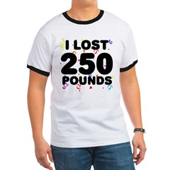 I Lost 250 Pounds! T