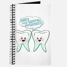 Obey Your Dental Hygienist Journal