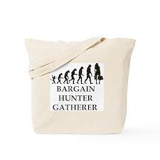 Bargain Hunter Gatherer - Tote Bag