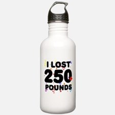 I Lost 250+ Pounds! Water Bottle