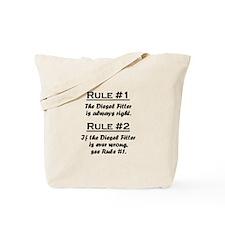 Diesel Fitter Tote Bag