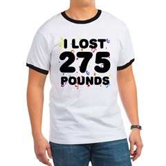 I Lost 275 Pounds! T