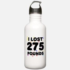 I Lost 275 Pounds! Water Bottle