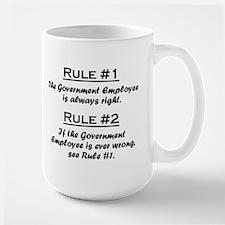 Government Employee Mug