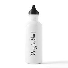 Pray for Surf Water Bottle