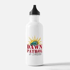 Dawn Patrol in Hawaii Water Bottle