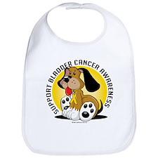 Bladder Cancer Dog Bib