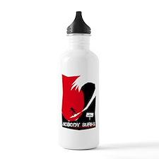 Nobody Surfs Like a Florida G Water Bottle