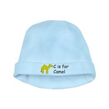 C is for Camel baby hat