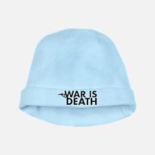 War is Death baby hat