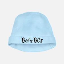 Bomber baby hat