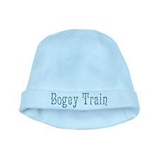 Bogey Train baby hat