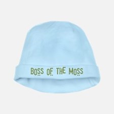 Boss of the Moss baby hat