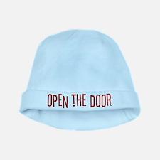 Open the Door baby hat