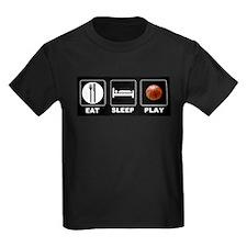 Eat Sleep Play Basketball T