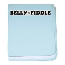 Belly-Fiddle baby blanket