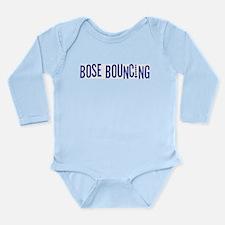 Bose Bouncing Long Sleeve Infant Bodysuit