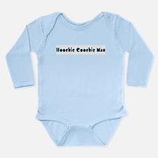 Hoochie Coochie Man Long Sleeve Infant Bodysuit