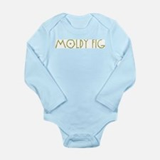 Moldy Fig Long Sleeve Infant Bodysuit