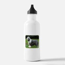 Bearded Collie 8R002D-16 Water Bottle