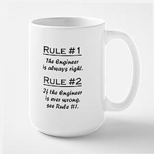Engineer Ceramic Mugs
