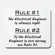 Electrical Engineer Mousepad