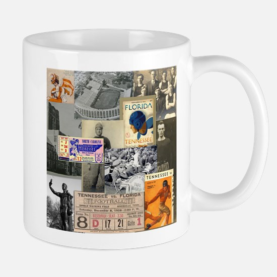 Unique Tennessee volunteers Mug