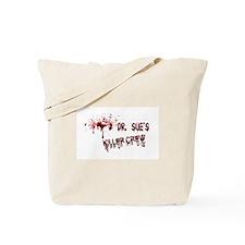 Dr. Sue Tote Bag