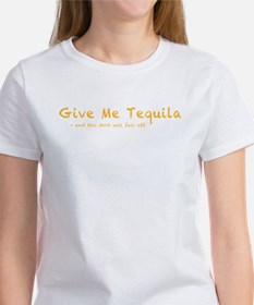 Unique Tequila makes my fall off Tee