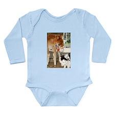 Joy Long Sleeve Infant Bodysuit