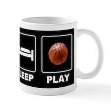 Eat Sleep Play Basketball Mug