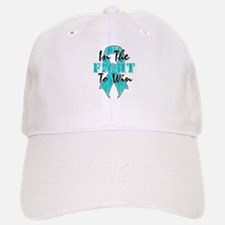 PCOS In The Fight To Win Baseball Baseball Cap