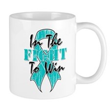 PCOS In The Fight To Win Mug