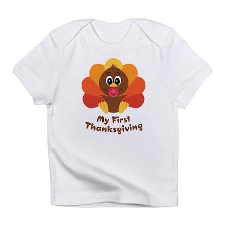 My 1st Thanksgiving Infant T-Shirt